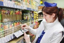Продавцов обязали указывать цены в белорусских рублях