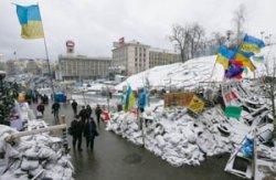 В Киеве вновь обострились массовые беспорядки: 10 человек задержаны, около 70 ранены