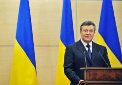 К референдумам в каждой области Украины призвал Янукович