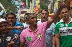 Ромарио избран в сенат страны
