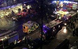ЧП в Лондоне, произошёл взрыв в пятивзвёздочном отеле